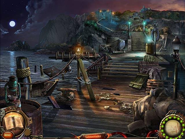 Capture D'écran Du Jeu 2 Nightfall Mysteries: L'Asile Oublié