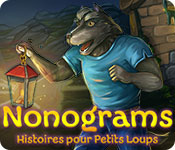 Nonograms: Histoires pour Petits Loups