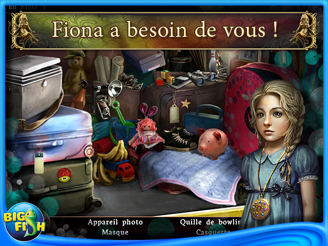 Capture d'écran de Otherworld: Les Présages de l'Eté Edition Collector