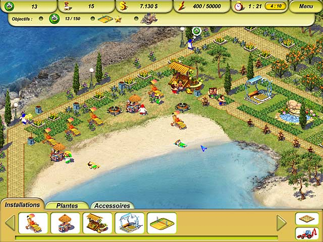 Vidéo de Paradise Beach 2: Around the World