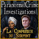 Paranormal Crime Investigations: La Confr&eacute;rie du Serpent