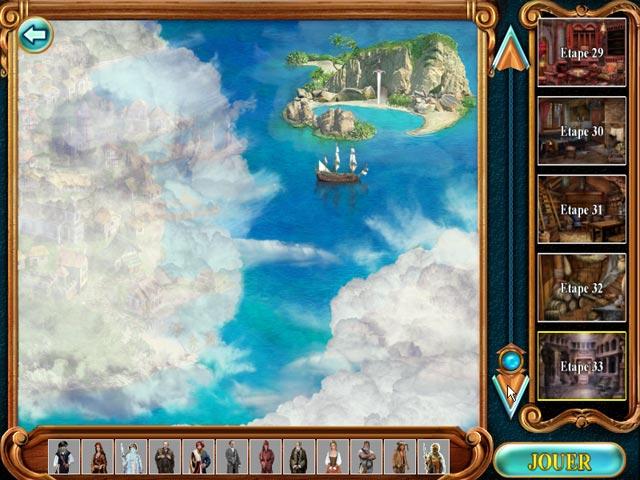 Capture D'écran Du Jeu 2 Pirateville