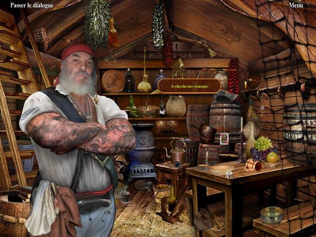 Capture D'écran Du Jeu 3 Pirateville