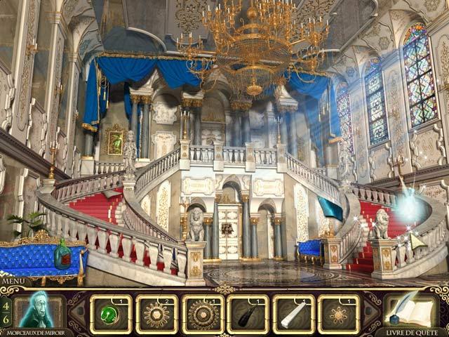 Capture D'écran Du Jeu 2 Princesse Isabella: Le Château Ensorcelé