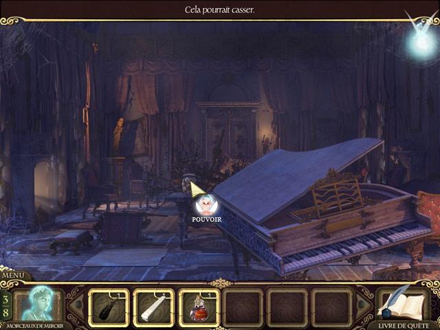 Capture D'écran Du Jeu 3 Princesse Isabella: Le Château Ensorcelé