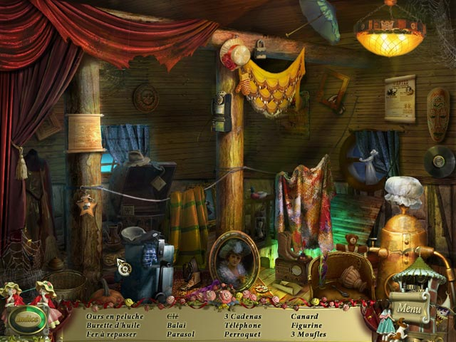 Capture D'écran Du Jeu 1 PuppetShow: Le Mystère de Joyville