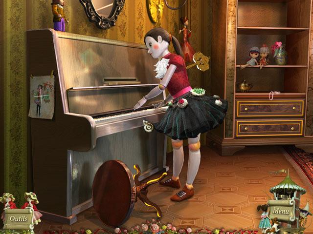 Capture D'écran Du Jeu 2 PuppetShow: Le Mystère de Joyville