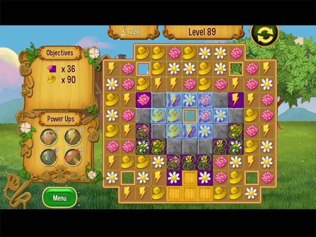 Capture D'écran Du Jeu 3 Queen's Garden