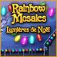 Rainbow Mosaics: Lumières de Noël