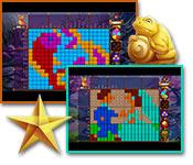 Rainbow Mosaics: Légende d'Amour