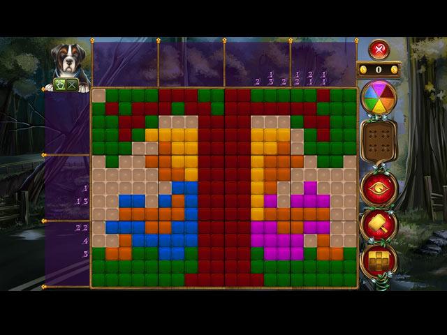 Rainbow Mosaics: Le Gardien de la Forêt img