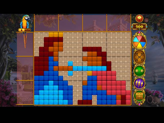 Rainbow Mosaics: Treasure Trip 2 img