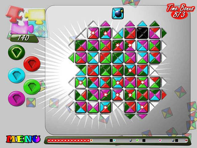 Capture D'écran Du Jeu 1 Rainbows