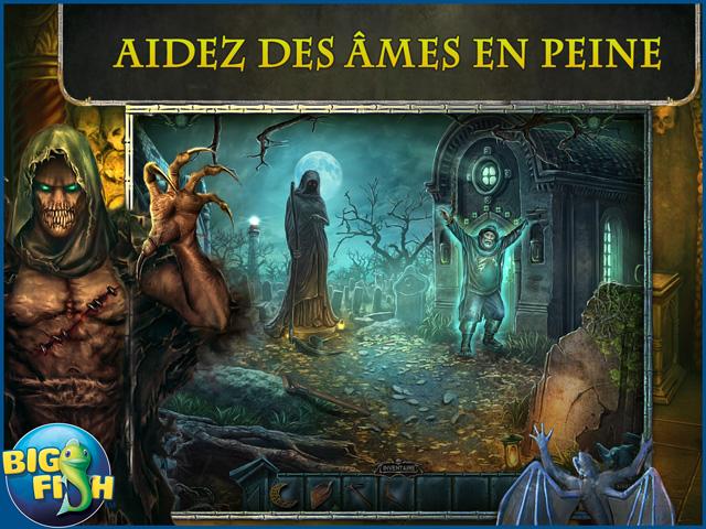 Capture d'écran de Redemption Cemetery: L'Ile de la Perdition Edition Collector