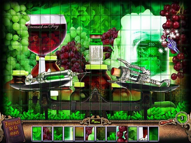 Capture D'écran Du Jeu 2 Redrum