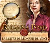 Rhianna Ford & La Lettre de Léonard de Vinci
