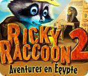 Ricky Raccoon 2: Aventures en Égypte