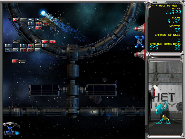 Capture D'écran Du Jeu 2 Ricochet: Infinity