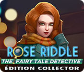 Rose Riddle: The Fairy Tale Detective Édition Coll
