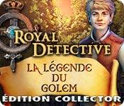 Royal Detective: La Légende du Golem Édition Collector