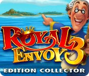 Feature Jeu D'écran Royal Envoy 3 Edition Collector