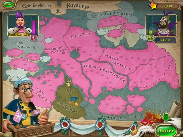 Capture D'écran Du Jeu 2 Royal Envoy: Campaign for the Crown Edition Collector