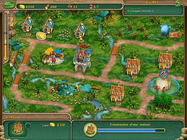 Capture D'écran Du Jeu 3 Royal Envoy: Campaign for the Crown Edition Collector