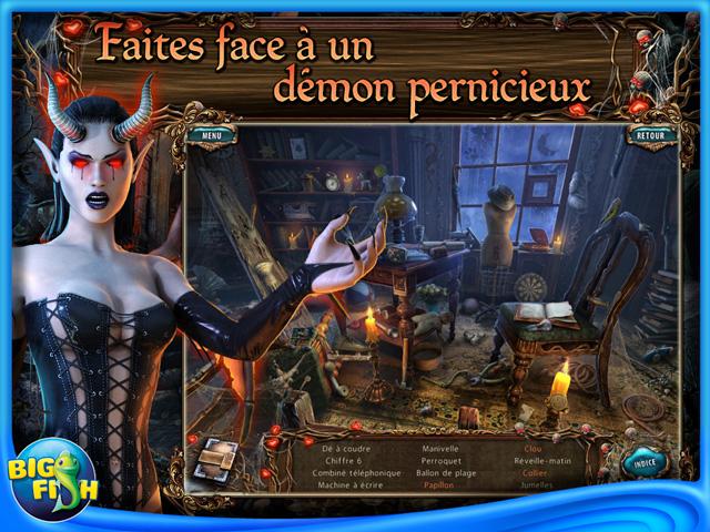 Capture d'écran de Sacra Terra: Le Baiser de la Mort Edition Collector