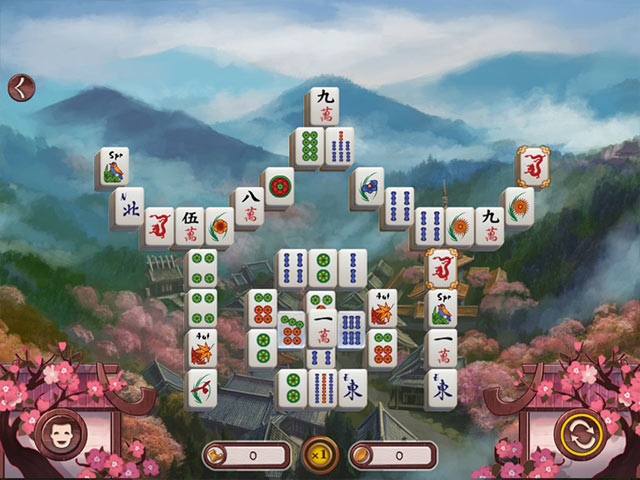 Sakura Day 2 Mahjong img