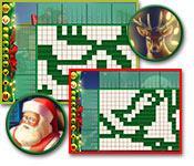 Usine de Jouets du Père Noël - Picross