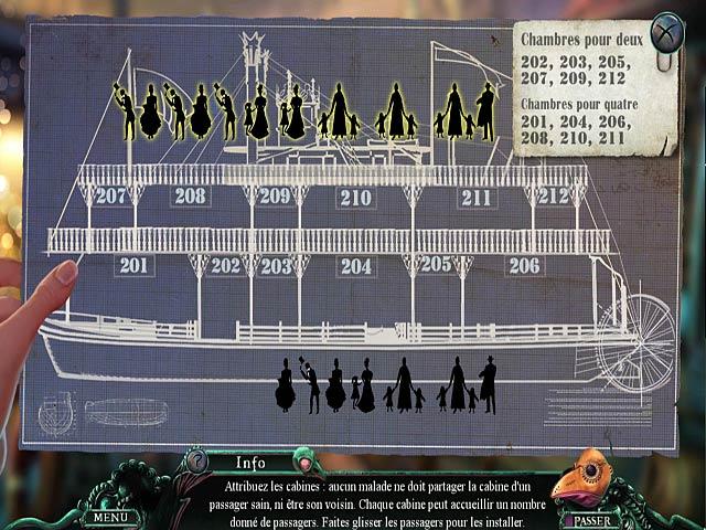 Capture D'écran Du Jeu 3 Sea of Lies: Des Flammes sur la Côte