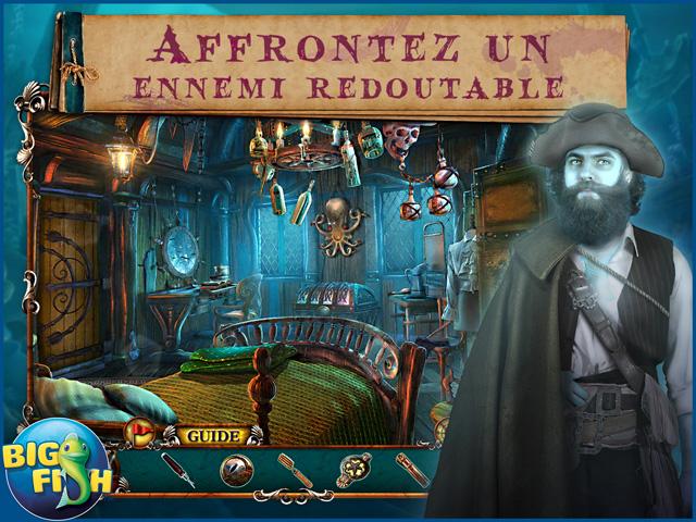 Capture d'écran de Sea of Lies: Le Récif du Léviathan Édition Collector