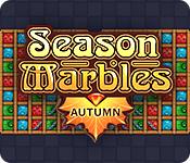 Feature Jeu D'écran Season Marbles: Autumn