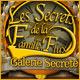 Les Secrets de la Famille Flux : La Galerie Secrète