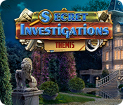Feature Jeu D'écran Secret Investigations: Themis