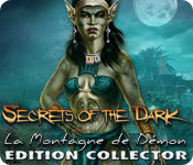 Secrets of the Dark: La Montagne du Démon Edition Collector