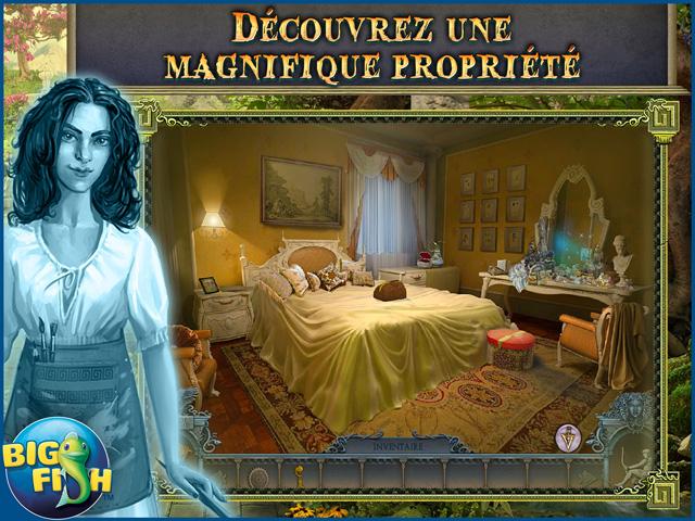 Capture d'écran de Secrets of the Dark: Domaine de la Peur Edition Collector