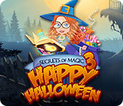Feature Jeu D'écran Secrets of Magic 3: Happy Halloween