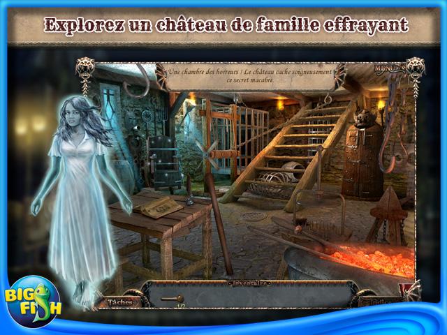 Capture d'écran de Shades of Death: Le Roi des Ombres