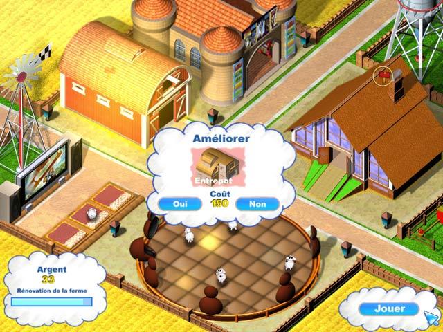Capture D'écran Du Jeu 2 Sheep's Quest