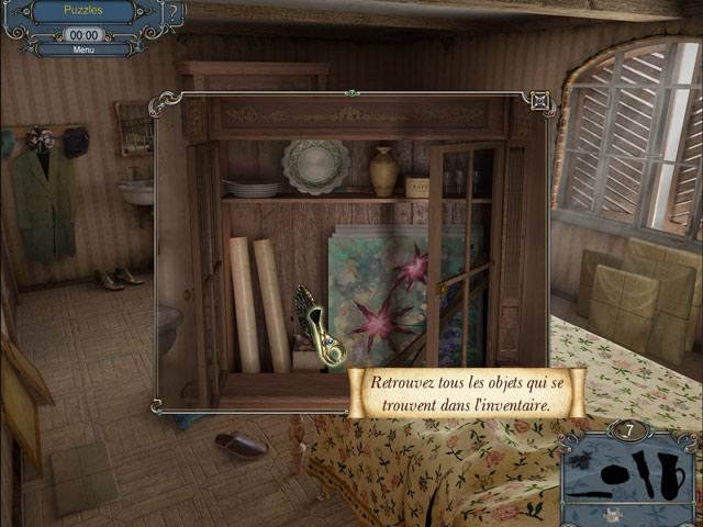 Capture D'écran Du Jeu 2 Sherlock Holmes: Le Mystère du Tapis Persan