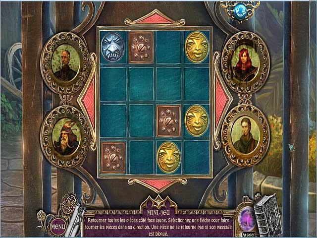 Capture D'écran Du Jeu 2 Shrouded Tales: Le Royaume Ensorcelé
