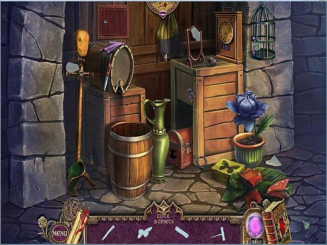 Capture D'écran Du Jeu 3 Shrouded Tales: Le Royaume Ensorcelé