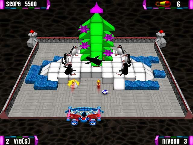 Capture D'écran Du Jeu 1 Smash Frenzy 2