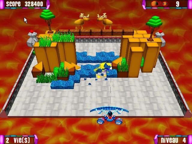 Capture D'écran Du Jeu 2 Smash Frenzy 2