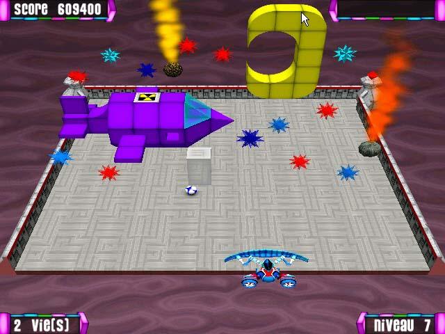 Capture D'écran Du Jeu 3 Smash Frenzy 2