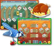 Solitaire Paires de cartes Thanksgiving