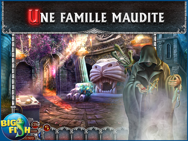 Capture d'écran de Spirit of Revenge: Le Château Maudit Edition Collector