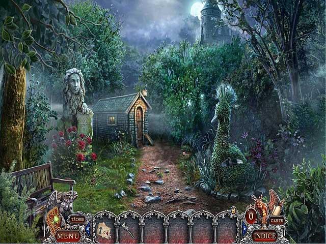 Capture D'écran Du Jeu 2 Spirit of Revenge: Le Château Maudit