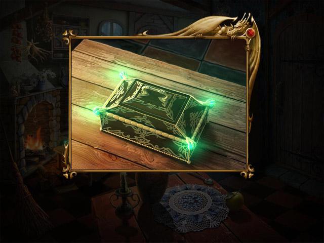 Capture D'écran Du Jeu 2 Spirits of Mystery: La Malédiction d'Ambre Edition Collector